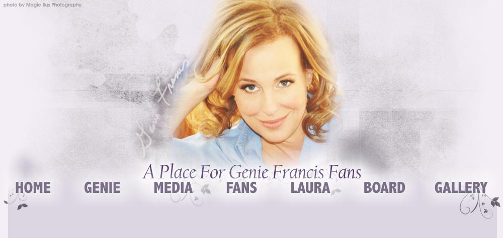 Genie Francis fans